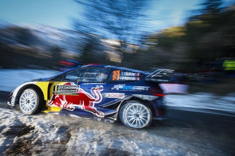 Sebastien Ogier tweaks M-Sport Ford to find confidence on Monte