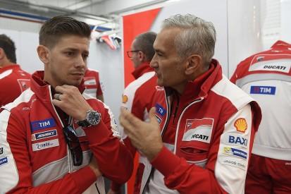 Casey Stoner still 'a competitive advantage' - Ducati MotoGP team