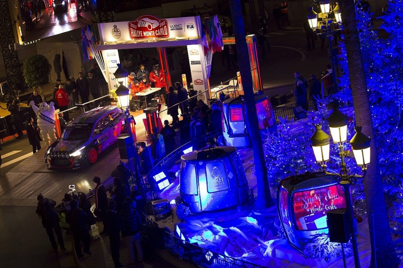 Spectator dies after Hayden Paddon's Monte Carlo Rally WRC crash