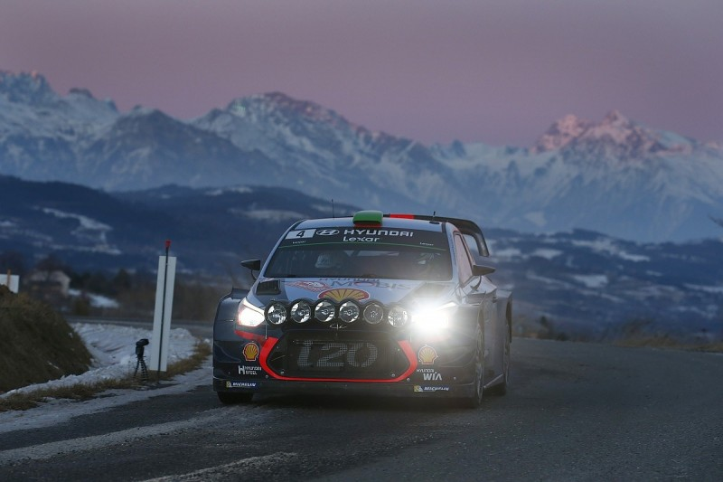 Hyundai withdraws Paddon from WRC Monte Carlo after spectator death