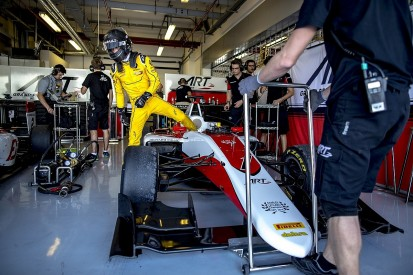 Renault F1 junior Aitken tipped for ART Grand Prix GP3 switch