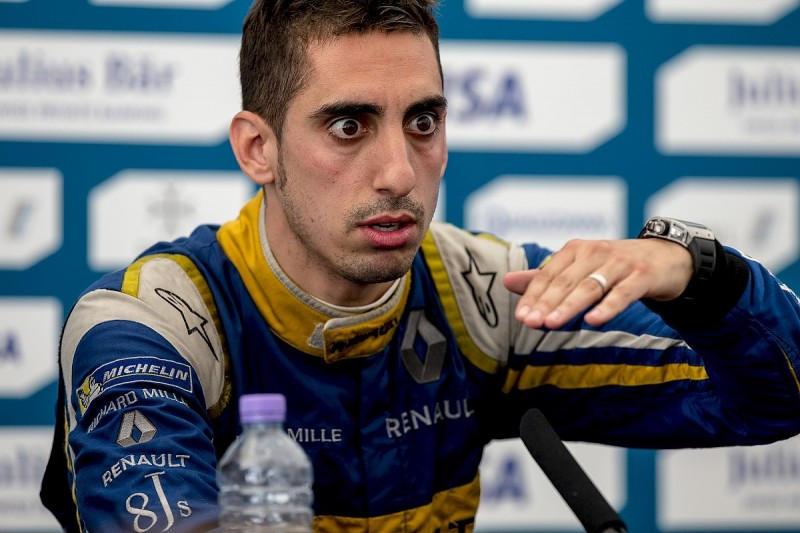 Sebastien Buemi to fly overnight after WEC test for Formula E Mexico