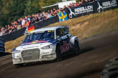 Works Audi backing for Mattias Ekstrom's World Rallycross defence