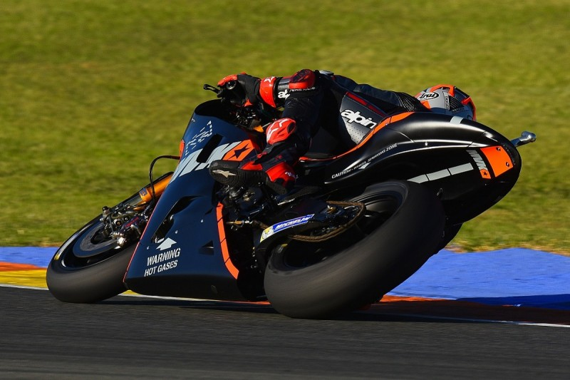 Yamaha's 2017 MotoGP design will not be the mooted revolution