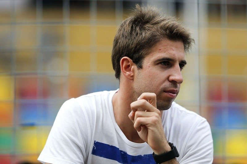 Antonio Felix da Costa working on LMP2 and Super Formula drives