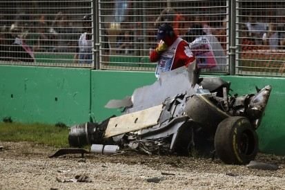 FIA simulated Alonso's 2016 Melbourne crash with F1 halo