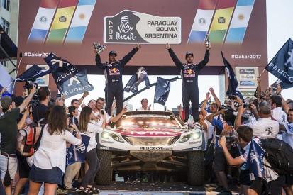 Peugeot's Loeb baffled by decisive Dakar Rally problem