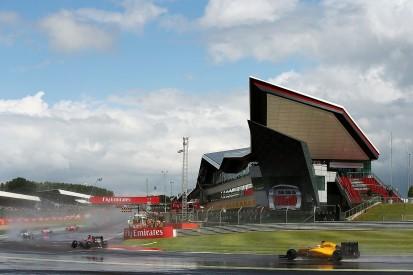 F1's British GP venue Silverstone in government funding talks