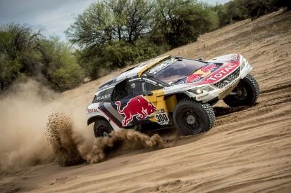Stephane Peterhansel on brink of 2017 Dakar Rally victory