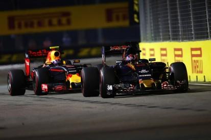 Singapore GP battle with Verstappen saved Kvyat's F1 season