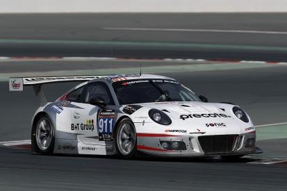 Porsche LMP1 driver Brendon Hartley wins Dubai 24 Hours