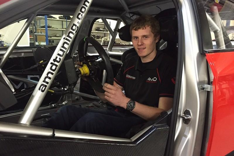 Clio champion Ant Whorton-Eales joins AmD Audi for 2017 BTCC
