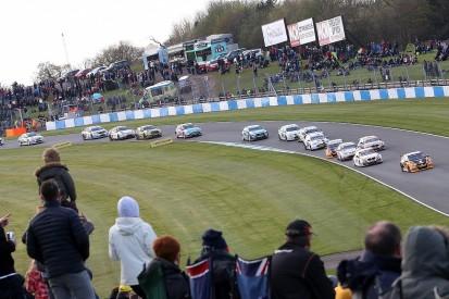 Donington Park taken over by Jonathan Palmer's MotorSport Vision