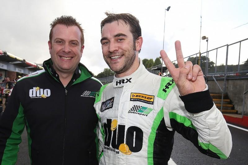 Rob Austin stays with Handy Motorsport for 2017 BTCC season