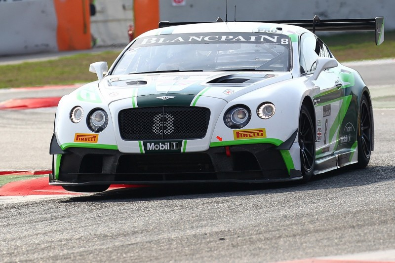 Bentley commits to building new GT3 racer in future