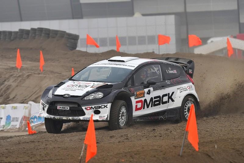Elfyn Evans' DMACK M-Sport 2017 WRC entry confirmed