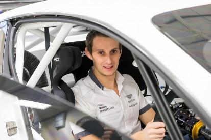 Audi WEC refugee Oliver Jarvis gets Bentley GT factory drive