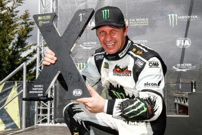 Petter Solberg gets Volkswagen support for 2017 World Rallycross