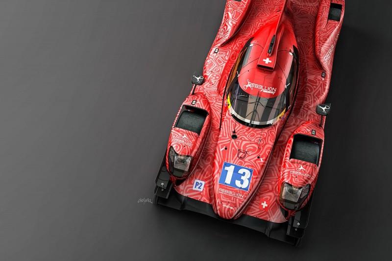 WEC squad Rebellion Racing completes LMP2 driver line-up