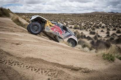 Dakar 2017: Stephane Peterhansel pulls away from Sebastien Loeb