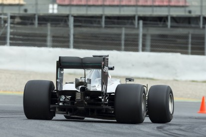 New Formula 1 tyres for 2017 have 'very low degradation'