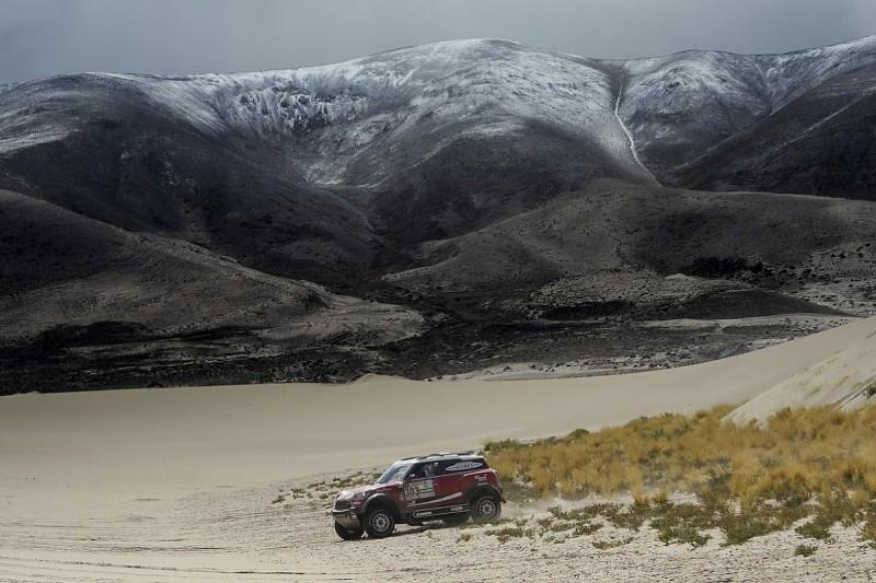 Dakar 2017: Hirvonen considers lead Peugeots uncatchable on pace