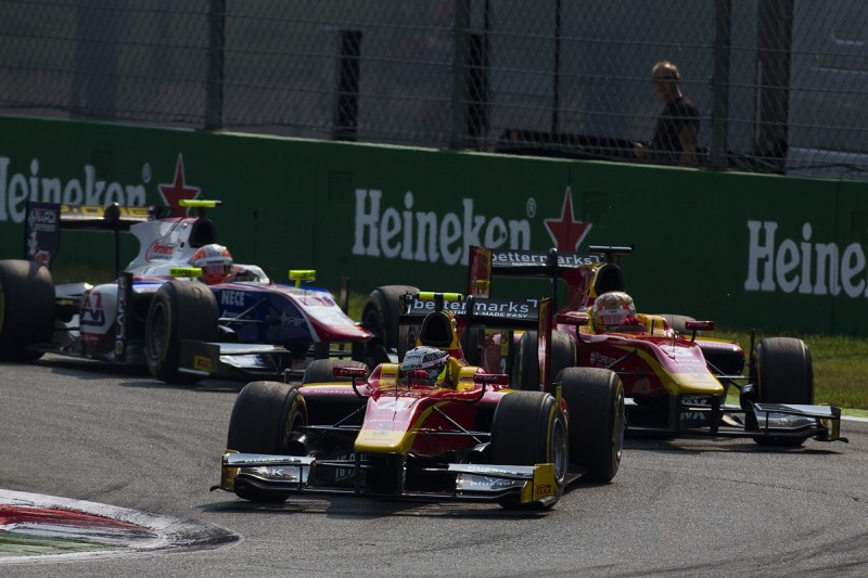 GP2 2017: Race winners Nato, King and Ghiotto set for seat switches
