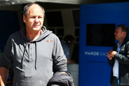 Ex-F1 driver Gerhard Berger plays down chance of DTM chief role