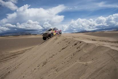 'Inaccurate' 2017 Dakar Rally roadbook criticised
