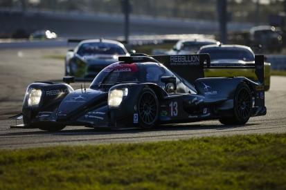 Daytona 24 Hours: WEC champion Jani leads test for Rebellion