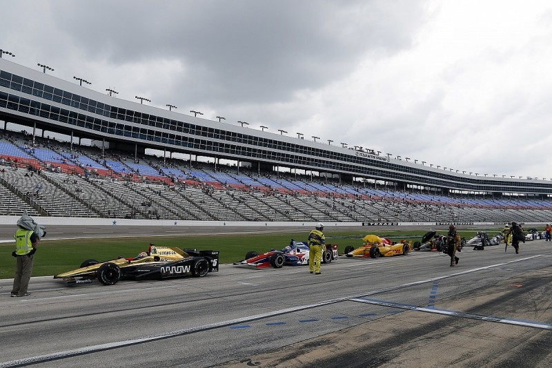 IndyCar and NASCAR's Texas Motor Speedway to be resurfaced