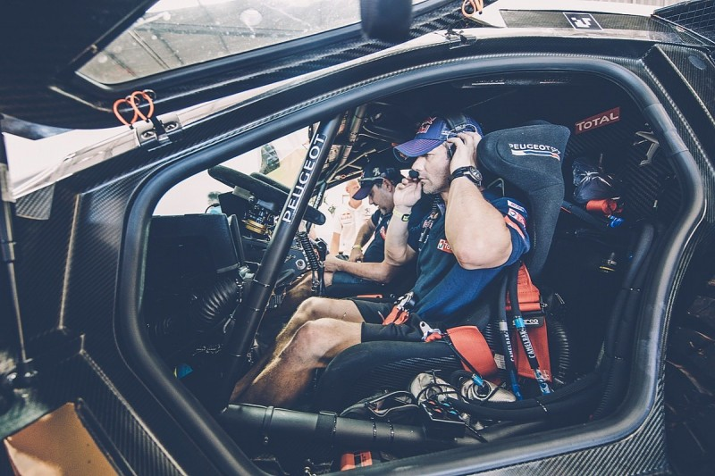 Loeb says extra Dakar Rally navigation work paying off in 2017