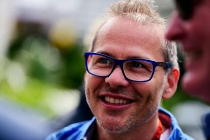 1997 F1 champion Jacques Villeneuve for Autosport International 2017