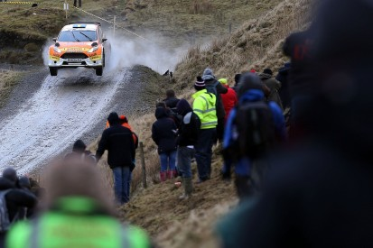 British Rally Championship opener Mid Wales Stages cancelled