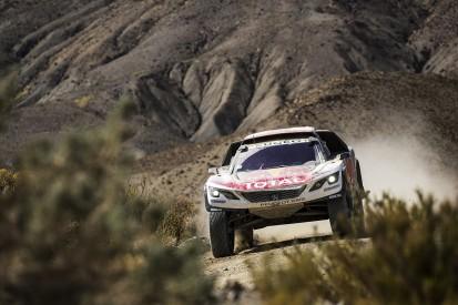 Dakar 2017: Cyril Despres takes rally lead as team-mates hit trouble