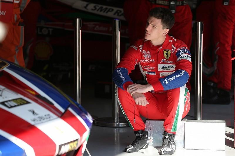 James Calado rejoins Risi Ferrari for Daytona 24 Hours