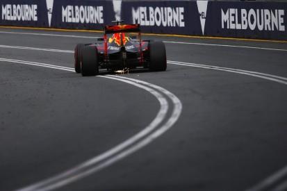 Australian Grand Prix circuit tweaked for faster 2017 F1 cars