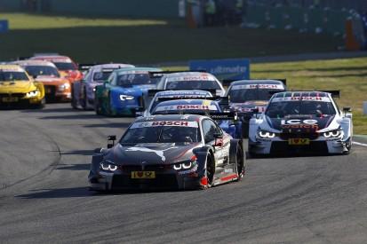DTM quiet over Gerhard Berger takeover talk