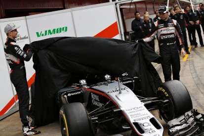 Force India 2017 F1 launch date revealed