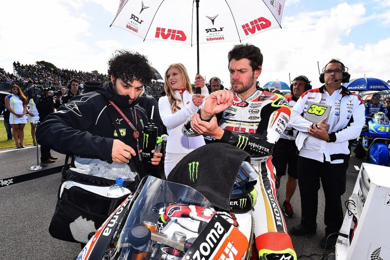 Cal Crutchlow not set on returning to a MotoGP factory team