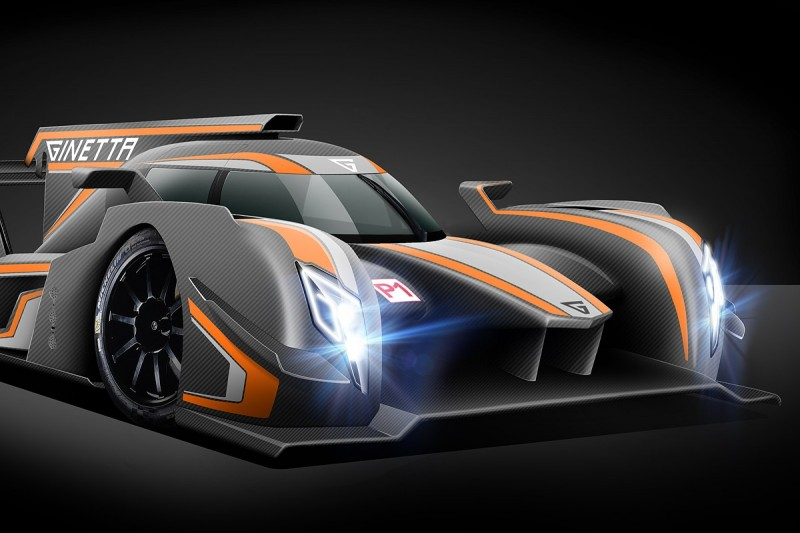Ginetta reveals LMP1 project for 2018 and Reynard development role