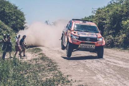 Toyota Dakar drivers dismiss Carlos Sainz's rule complaints