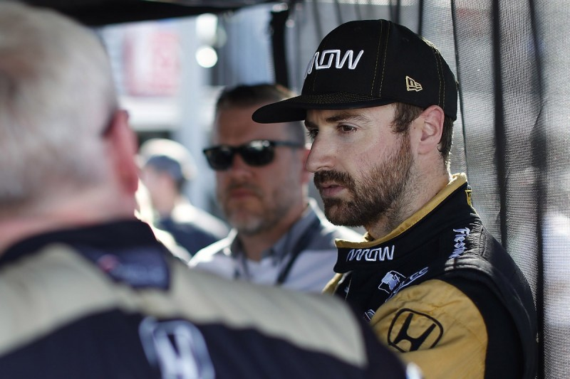 IndyCar star James Hinchcliffe returns to Daytona 24 Hours