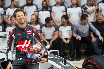 Haas F1 team could now build its own car - Romain Grosjean