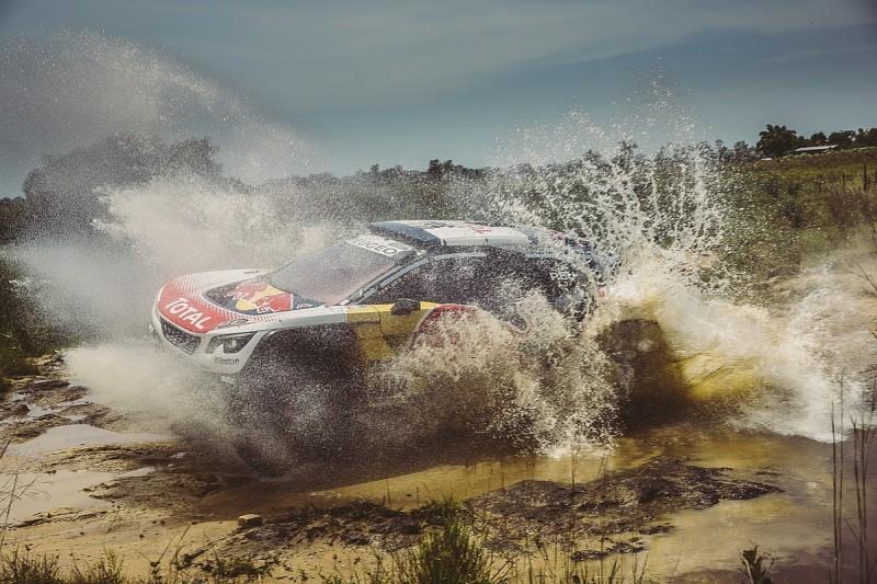 Dakar Rally 2017 rule tweaks unfair on Peugeot - Carlos Sainz Sr