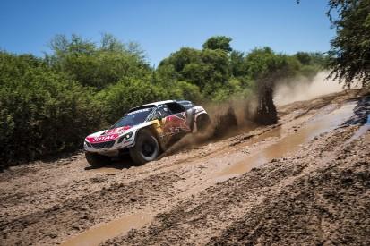 Sebastien Loeb moves into Dakar Rally lead for Peugeot