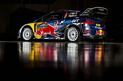 Sebastien Ogier has 'nothing to lose' with M-Sport in WRC 2017