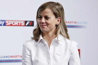 Ex-Williams F1 test driver Susie Wolff made MBE in New Year Honours