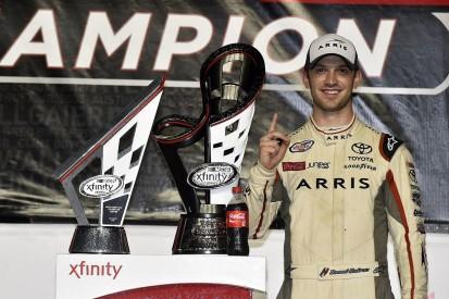 NASCAR boss says Suarez's Xfinity title 'validates' diversity push