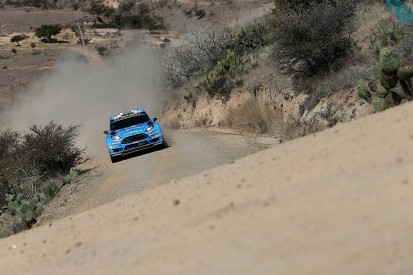 Mexico drops World Rally Championship's longest stage for 2017